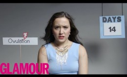 This is Your Period in 2 Minutes | Glamour